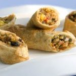 Chili's Southwest Eggrolls made Healthier