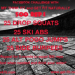 Facebook Challenge Workouts
