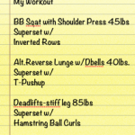 I Tried a new Workout!