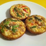 Egg and Vegetable Muffins – Quick and Easy