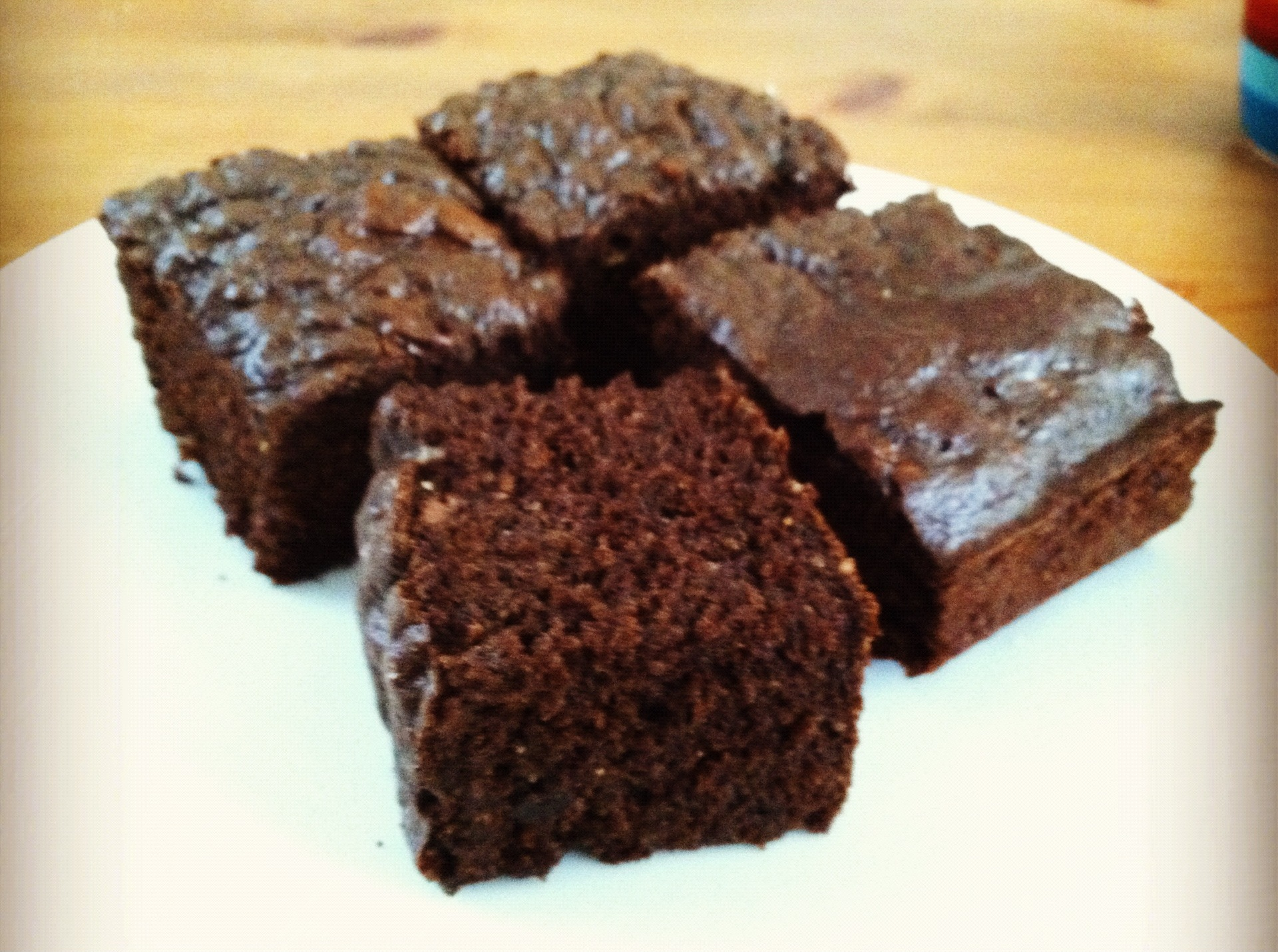 Chocolate brownie recipe | Get Fit Naturally