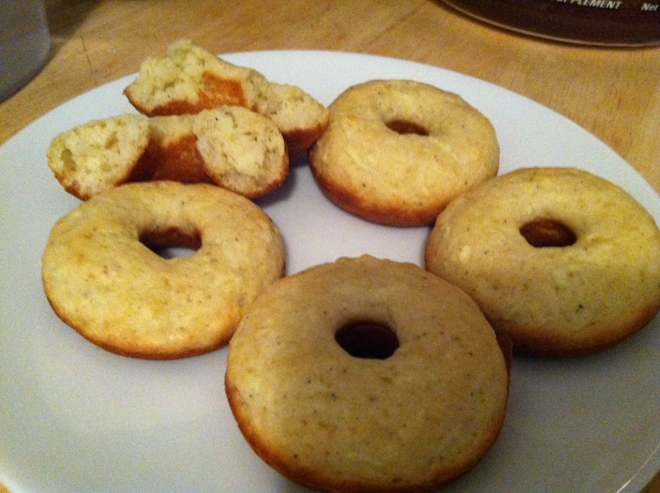 Apple Cider Doughnuts | Get Fit Naturally