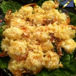 Recipe Wednesday – Baked Coconut Shrimp