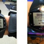 I have a new training partner in the gym – my Polar FT80!