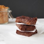 fudgy gf beet brownies 1